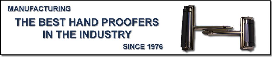 Best Hand Proofers